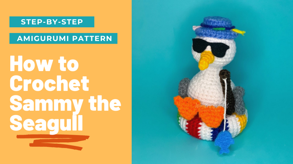 seagull free crochet pattern